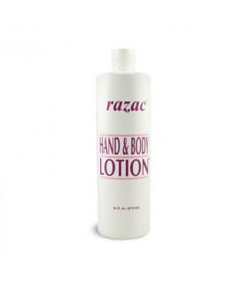 Razac Hand & Body Lotion 474ml