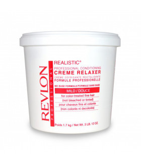 Revlon Afro Crema Alisadora Mild 1700grs