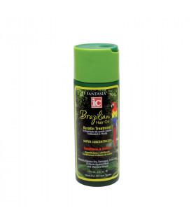Ic Brazilian Hair Oil Keratin Treatment 171ml