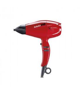 Babyliss Pro Secador Vulcano Iónico Compacto Rojo 2200w