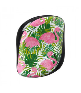 Tangle Teezer Compact Palm Flamingo