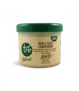 Tcb Hair & Scalp Conditioner Olive Oil 283grs