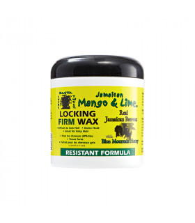 Jamaican Mango & Lime Locking Firm Wax 177,44ml