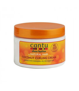 Cantu Shea Butter Natural Hair Coconut Curling Cream 340gr