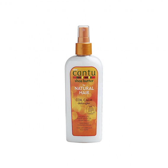 Cantu Shea Butter Natural Hair Coil Calm Detangler 237ml