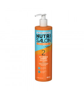 Embelleze Nutri Salon Argan Oil Anti-residue Shampoo (2) 500ml