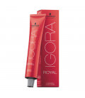 Schwarzkopf Igora Royal 6-68 Rubio Oscuro Marrón Rojo 60ml