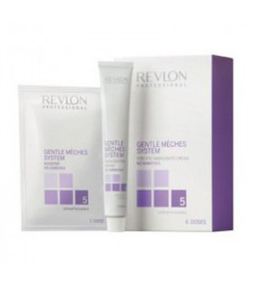 Revlon Decolorantes Gentle Meches 3 tubos + 6sobres