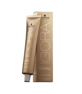 Schwarzkopf Prof. Igora Royal Absolutes 9-50 Rubio Muy Claro Dorado Natural 60ml