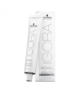 Igora Royal Absolutes Silver White (Grey Lilac) 60ml