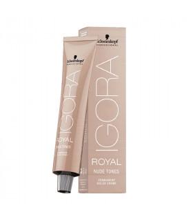 Schwarzkopf Igora Royal Nude Tones 4-46 Marrón Medio Beige Chocolate 60ml