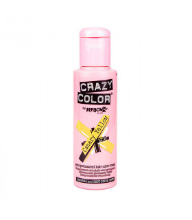 Crazy Color Canary Yellow