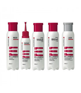 Elumen Kit Completo V V@ALL Violeta (200ml) + RR@ALL Rojo (200ml)