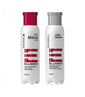 Elumen Duo: Tinte RR@all Rojo Fantasía (200ml) + Tratamiento Sellador (250ml)