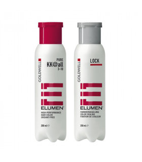 Elumen Duo: Tinte KK@all Cobrizo Intenso (200ml) + Tratamiento Sellador (250ml)