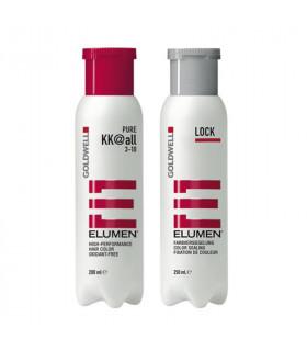 Elumen Duo: Tinte KK@all Cobrizo Intenso (200ml) + Tratamiento Sellador (250ml)