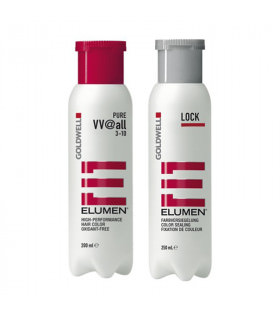 Elumen Duo: Tinte V V@all Violeta/Morado (200ml) + Tratamiento Sellador (250ml)