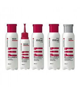 Elumen Kit Completo V V@all Violeta/Morado (2uds x 200ml)