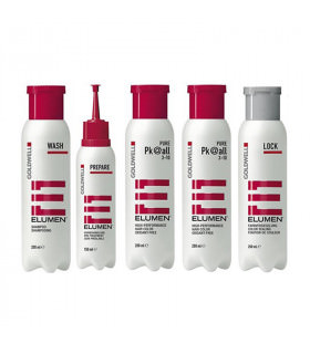 Elumen Kit Completo PK@all Rosa (2uds x 200ml)