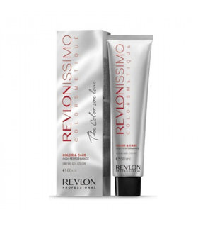 Revlonissimo Colorsmetique 8.01 Rubio Claro Ceniza Natural Revlon 60ml