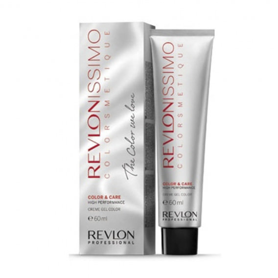 Revlonissimo Colorsmetique 6.01 Rubio Oscuro Ceniza Natural Revlon 60ml
