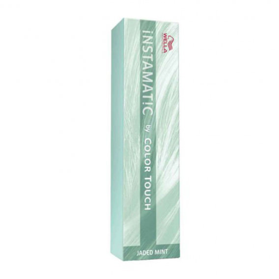 Wella Instamatic By Color Touch Jaded Mint