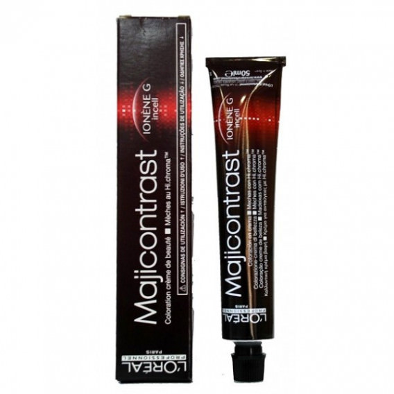 L'Oréal Professionel Coloración Majicontrast Cobrizo 50ml