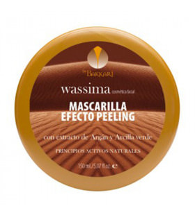 By Bakkari Mascarilla Efecto Peeling 150ml