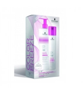 Schwarzkopf Pack BC Color Freeze Cleansing Conditioner