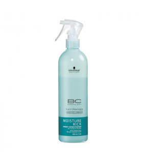 Schwarzkopf BC Moisture kick Spray acondicionador 400ml