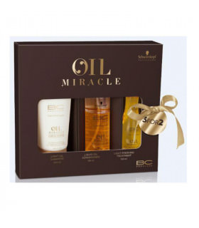 Schwarzkopf Pack BC Oil Miracle Xmas Box Light