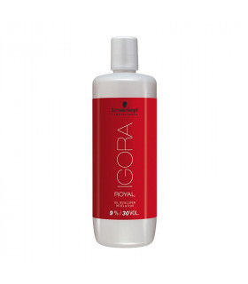 Schwarzkopf Igora Royal Color & Care Developer Lotion 9% 30 Vol 1000ml