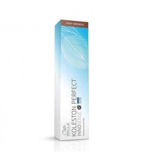 Wella Innosense 7.7 Rubio Medio Marrón 60ml