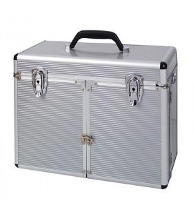 Eurostil Maleta Aluminio Para Útiles 43 x 22 x 35