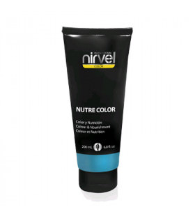 Nirvel Nutre Color (Tono Azul Klein) 200ml