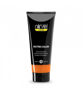 Nirvel Nutre Color (Tono Mandarina) 200ml