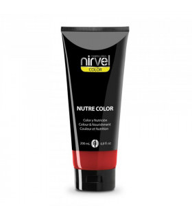 Nirvel Nutre Color (Tono Carmín) 200ml