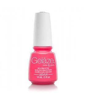 China Glaze Gelazé Shocking Pink 9,75ml