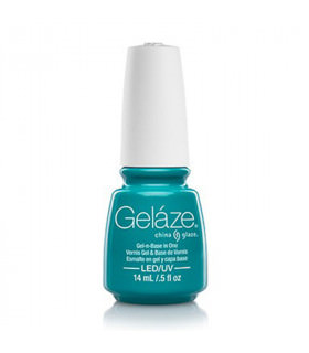 Geláze Turned Up Turquoise 9,75ml