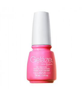 China Glaze Geláze Bottomps Up 9,75ml