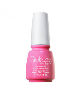 China Glaze Geláze Dance Baby 9,75ml
