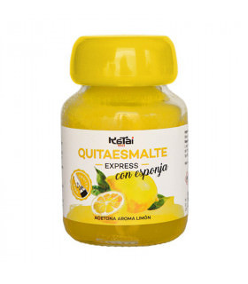 Katai Acetona Fruity Dips Limón 75ml