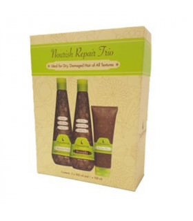 Macadamia Pack Nourishing Repair Trio