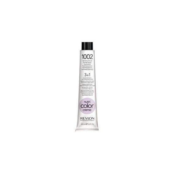 Revlon Nutri Color Creme 3en1 1002 Platino Blanco 100ml