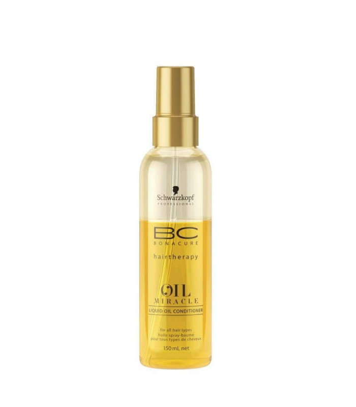 Schwarzkopf BC Oil miracle Spray acondicionador 150ml
