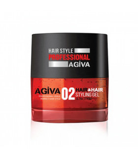 Agiva Styling Gel 02 Ultra Strong 700ml