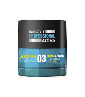 Agiva Styling Gel 03 Extra Strong 700ml