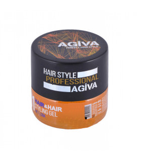 Agiva Styling Gel 01 Wet Look 200ml