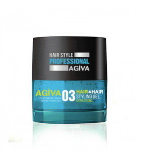Agiva Styling Gel 03 Extra Strong 200ml