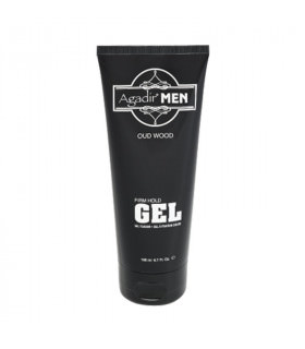 Agadir Men Firm Hold Gel 198ml